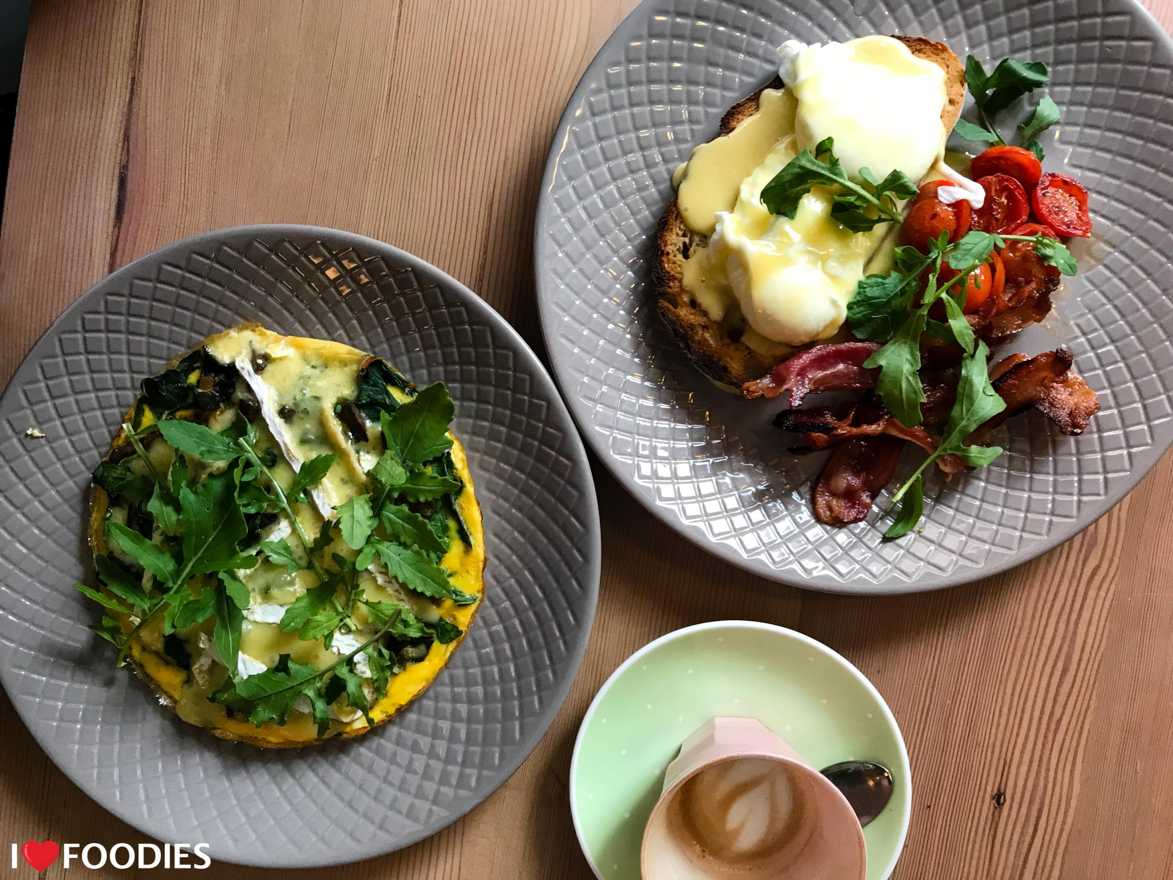 The-Larder-Cafe-Breakfast FOODIES